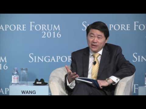 Singapore Forum 2016 Breakout Session 1: Opportunity in a Time of Uncertainty