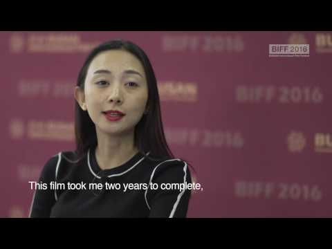 "2016 BIFF Interview | ""Someone to Talk to"" by LIU Yulin (Eng sub)"