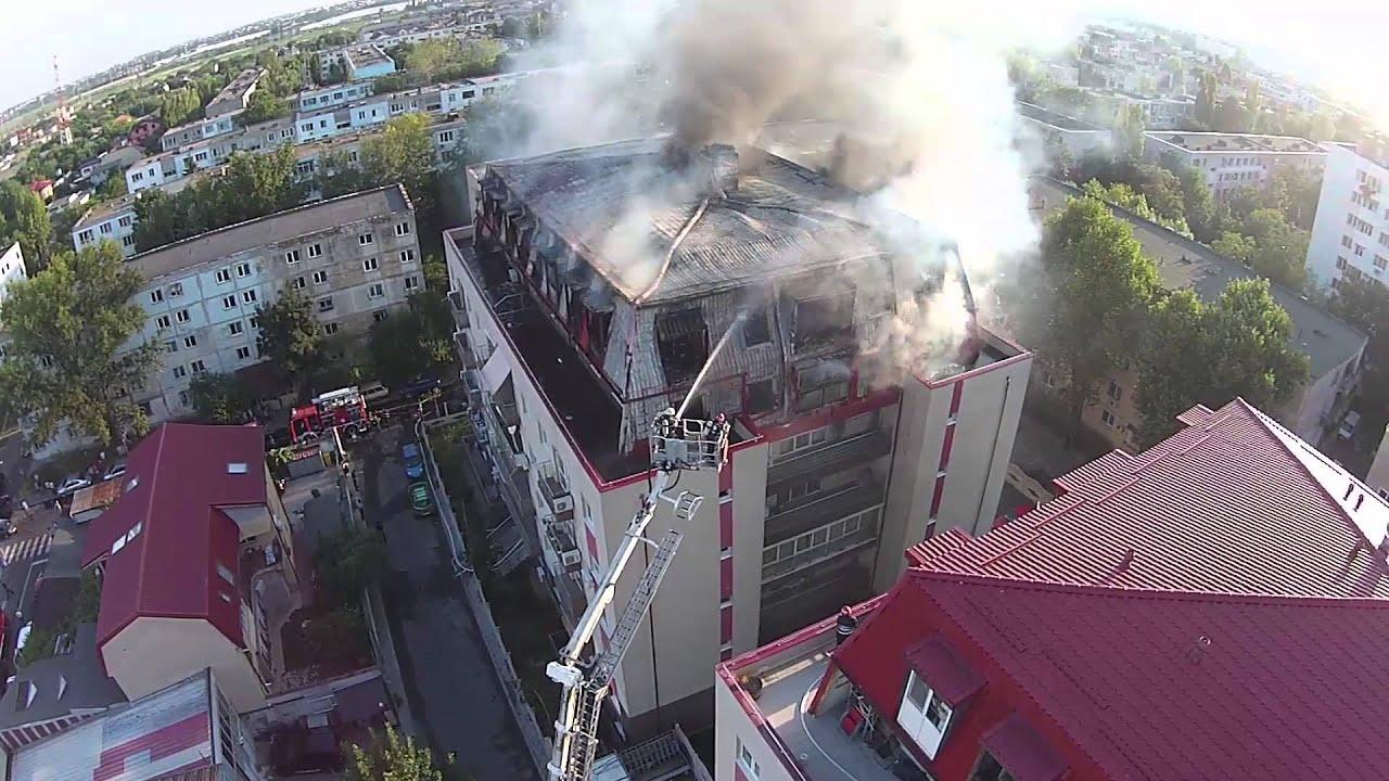 ULTIMA ORĂ: Un INCENDIU a izbucnit în centrul Capitalei ...  |Incendiu Bucuresti