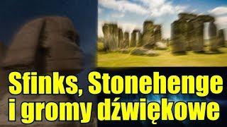 Historie ze świata: budowniczy Stonehenge, grzmoty dźwiękowe i zaginiony Sfinks
