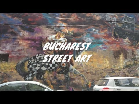 Street Art in Bucharest