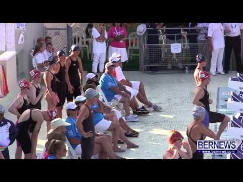 4 x 50m Womens Medley Relay, July 16 2013