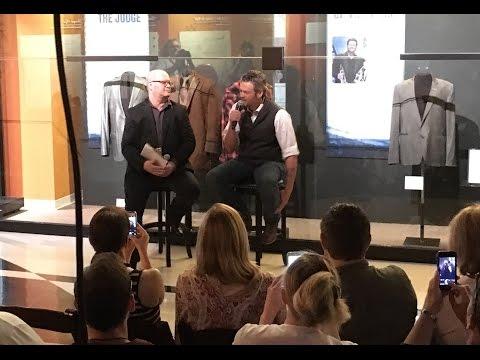 Blake Shelton Visits Country Music Hall of Fame Exhibit