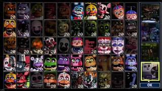Ultimate Custom Night | 40/20