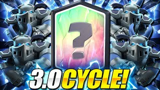 THIS IS TOO EASY!! BEST DECK TO PUSH TROPHIES IN CLASH ROYALE!! 🏆