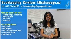 Bookkeeping Services Mississauga.ca for small business & individuals