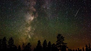 Milky Way Time Lapse - August 21, 2014 - Oregon Star Party