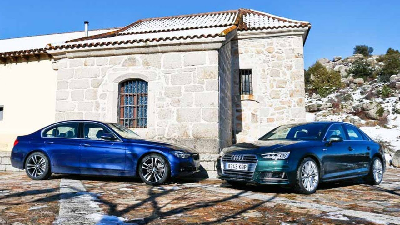 2018 Audi A4 Vs 2018 Bmw 3 Series