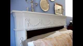Homemade Diy Headboard Ideas For Queen Beds