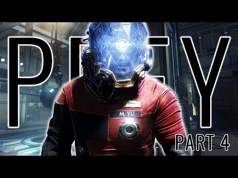 Let me in! LET ME IIIIIN!! | Prey (2017) Playthrough Let's Play - Part 4 thumbnail