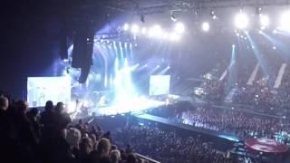 gj babymetal live sse wembley arena london 2016 04 02