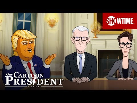 'Just Report The Facts' Ep. 6 Official Clip | Our Cartoon President | SHOWTIME