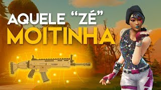 "THAT ""ZÉ"" MOITINHA-SOLO 17 KILLS-519 WINS-(Fortnite Battle Royale free) [PT-BR]-Softe"