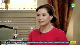 Автор дыхательной методики для похудения Марина Корпан в гостях у