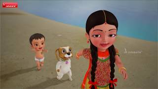 हाथ हिलाओ, हाथ हिलाओ Sway Your Hands | Hindi Rhymes for Children | Infobells