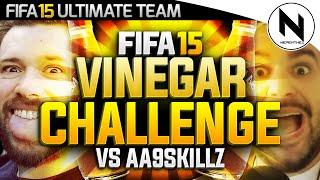 THE VINEGAR CHALLENGE - v AA9Skillz - FIFA 15