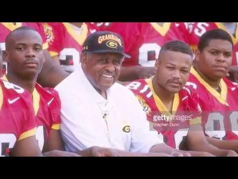 Coach Eddie Robinson