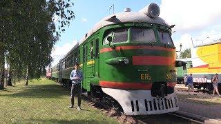 Документальный фильм: Электропоезд ЭР2 часть 2 / ER2 EMU train documentary part2 (with eng subs)