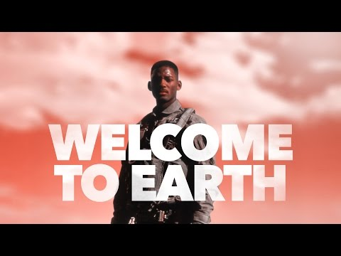 Welcome to Earth.  Independence Day remix.