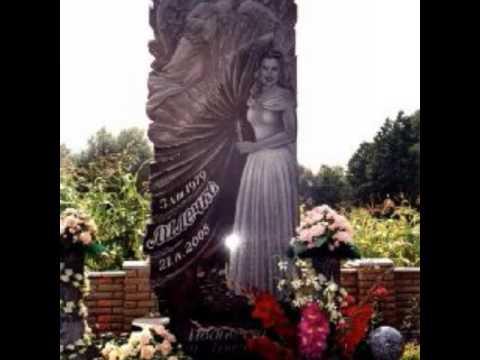 Фотографии красивых памятников с кладбища