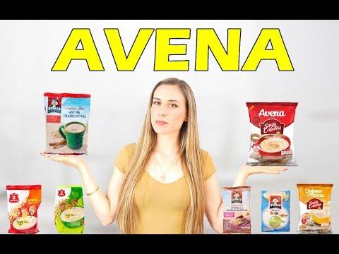 ¿QUÉ AVENA COMPRAR? Comparando marcas - Lorena Romero | Nutrición Estética