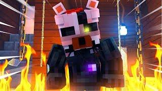 Molten Freddy Attacks! Minecraft FNAF Roleplay