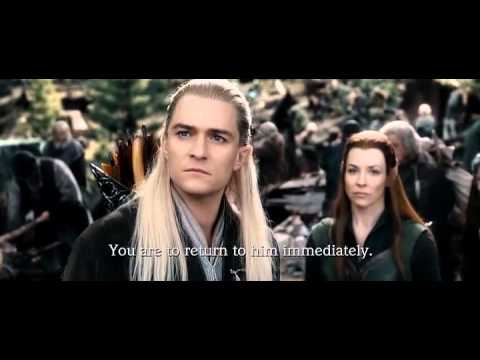 The Hobbit - Tauriel is banished