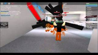 HACKER CATCHES M IN ROBLOX!!!!?????