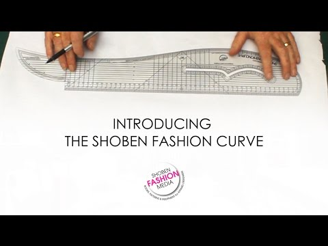 Introducing the Shoben Fashion Curve for Block Pattern Drafting