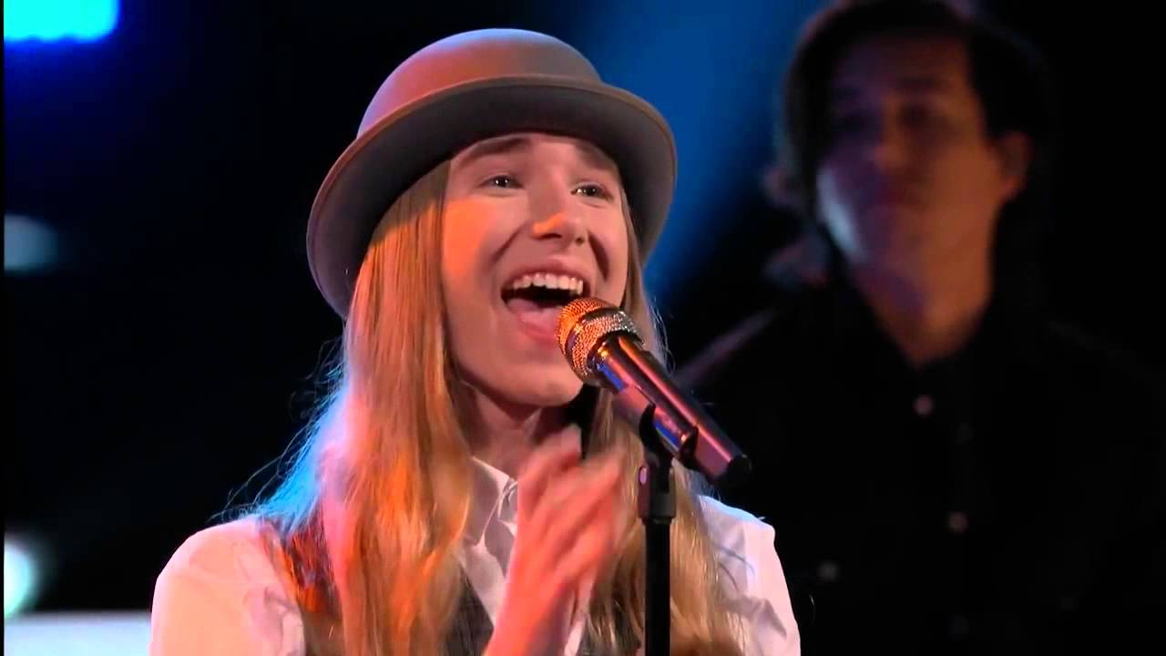 The Voice 2015 Sawyer Fredericks and John Fogerty   Live Finale Born on the Bayou Bad Moon Rising