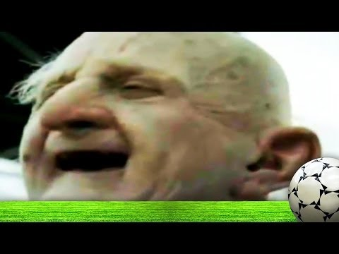 Mark Bresciano knocks out crazy old man!