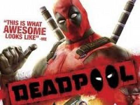 Deadpool, deadly assassin and Taco enthusiast (Deadpool  part 2)