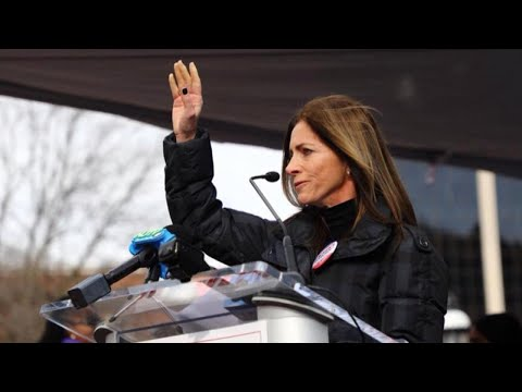 First Lady of New Jersey Shares Her Story of Sexual Assault at Women's March