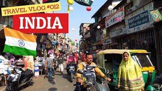 Vlog #012 - Indrukwekkend INDIA