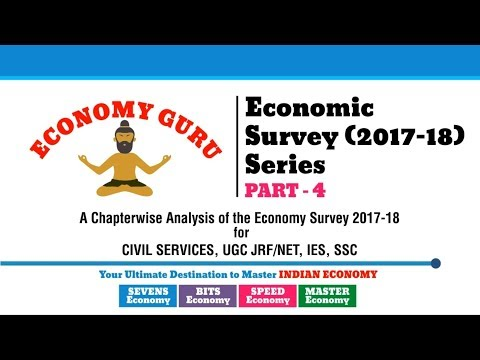 ECONOMIC SURVEY (2017-18) | SUSTAINABLE DEVELOPMENT, ENERGY & CLIMATE CHANGE | PART 4