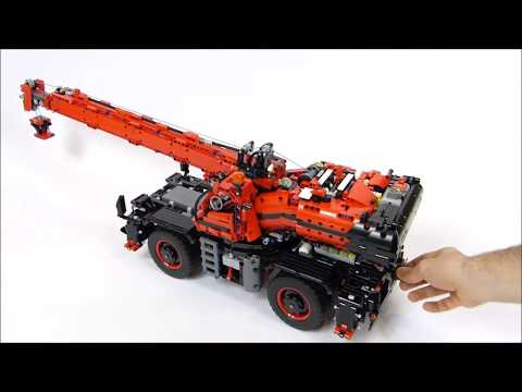 Lego Technic 42082 Youtube