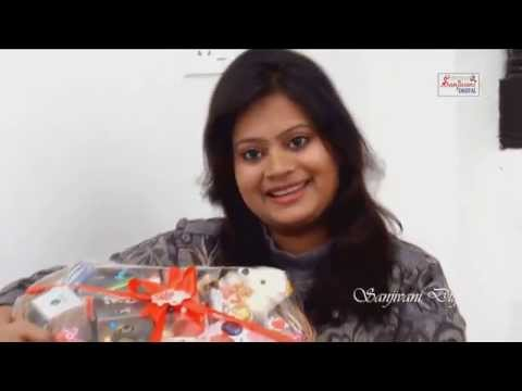 How To Make Gift Basket - Art And Craft- Youtube