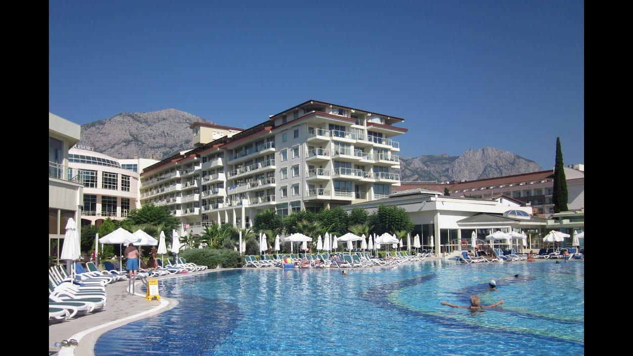 Турция. Отель Barut Kemer Resort. Август 2014 ...