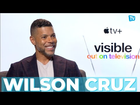 Wilson Cruz on Visible: Out on Television | TV Insider