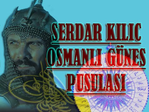 Serdar Kılıç Osmanlı Güneş Pusulası Yapımı