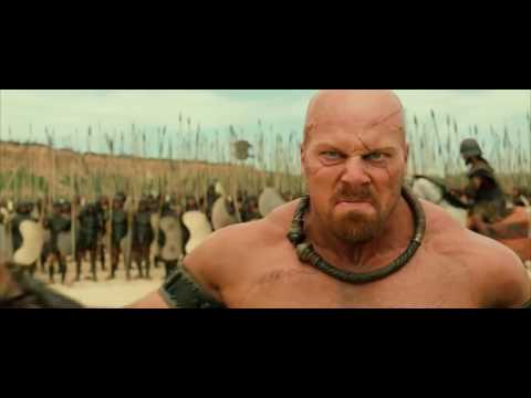 Troy best scene Achilles VS Boagrius Re Sound