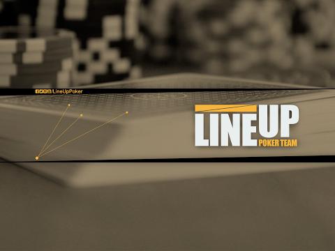 LineUP Poker | Live 14/03