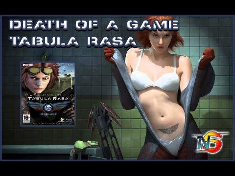 Death of a Game: Tabula Rasa