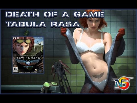 Death of a Game: Tabula Rasa