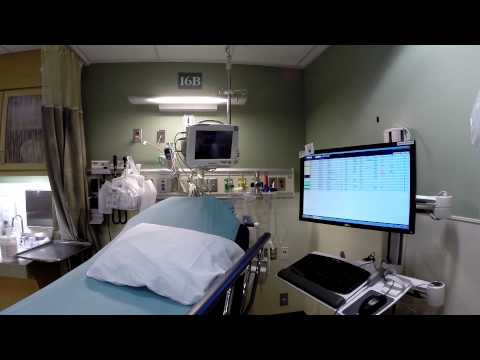 Inside the Hillcrest Emergency Room at UC San Diego Health