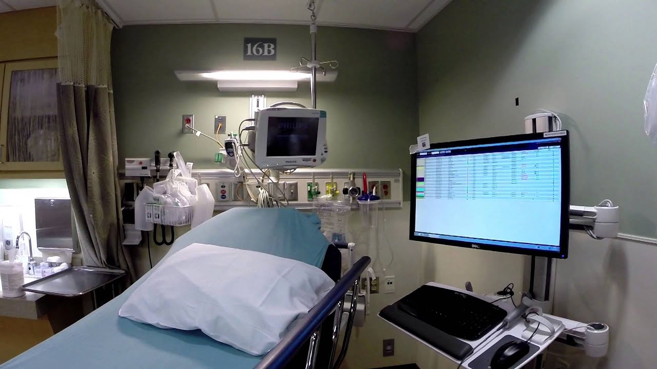 Inside the Hillcrest Emergency Room at UC San Diego Health  YouTube
