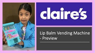 Claires Soda Can Vending Machi…