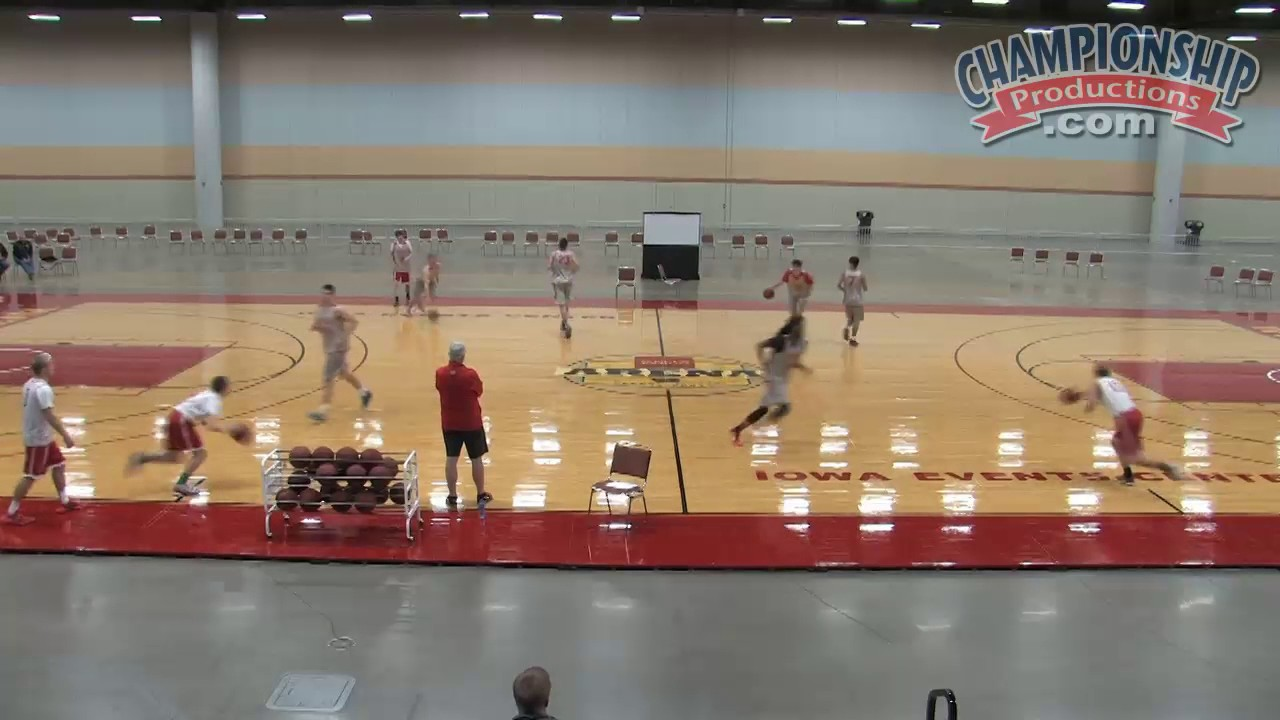 Grinnell's 7 drills to improve 3 point shooting | Winning Hoops
