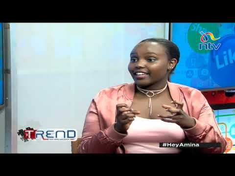 #theTrend: Nikita Kering on the inspiration behind her hit song 'Happy with You'