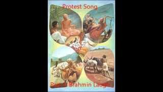 Protest Song: The Indian caste system.